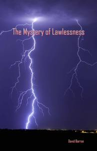 Mystery of Lawlessness cover