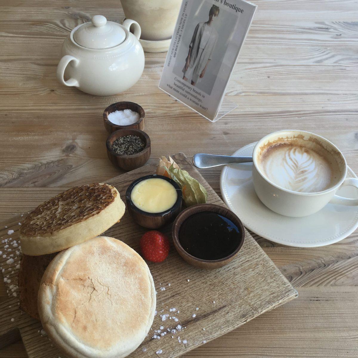 Breakfast Visit 1