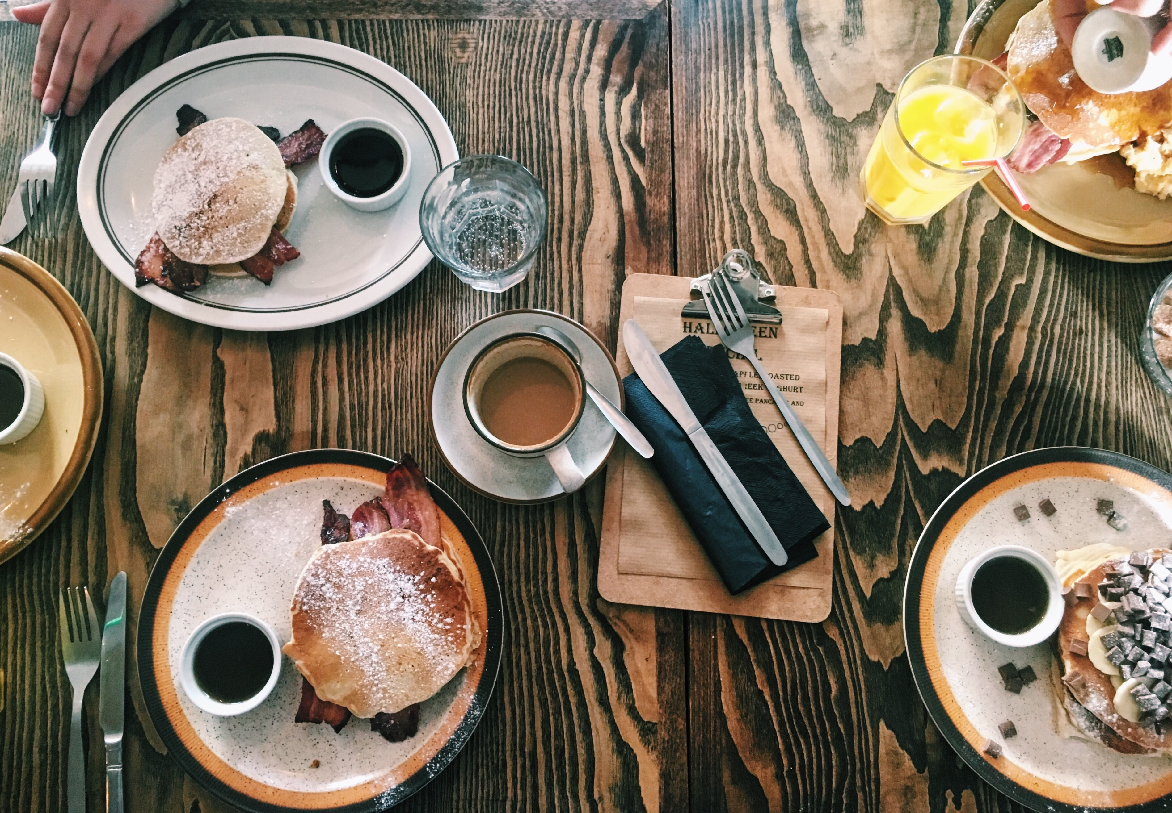 Nowhere Man | Pancake Club