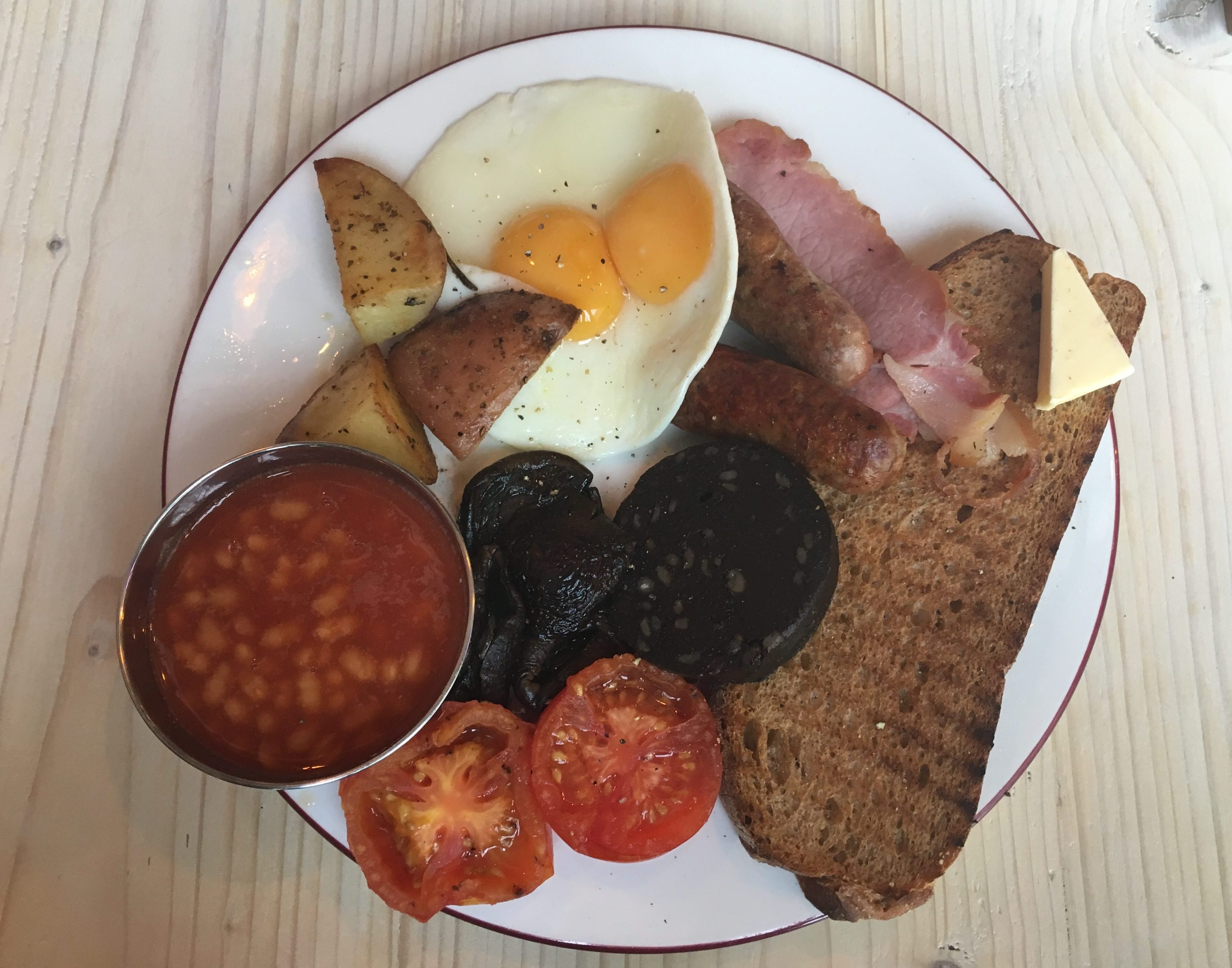 Café Plenty | Breakfast review
