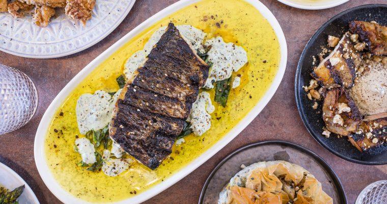 Burnt Orange: Brand new restaurant opens in Brighton!