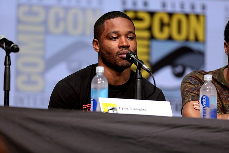 Ryan Coogler, director of Black Panther.