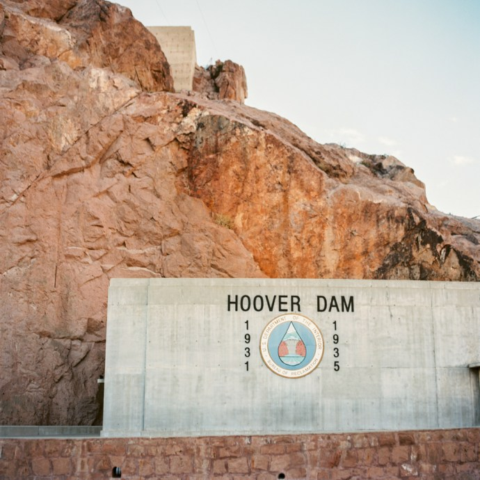 The Thompson Adventure Road Trip to the Hoover Dam.