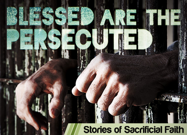BlessedPersecuted