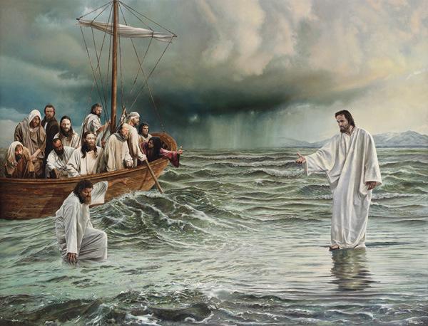 jesus-walking-on-water-benjamin-mcpherson255b1255d