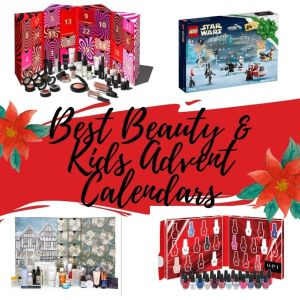 Best Beauty advent and kids advent calendars 2021