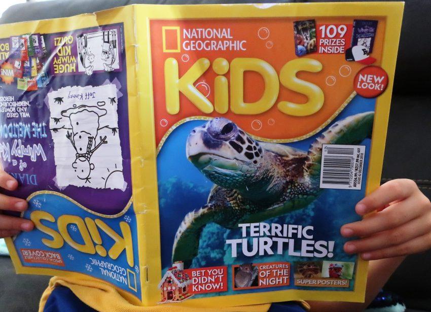 kids magazines australia