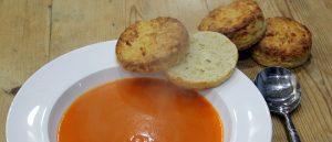 cheese & Potato Scones