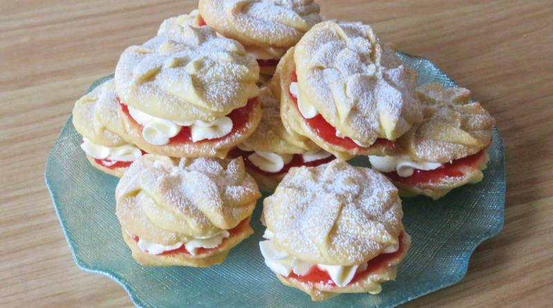 viennese whirls recipe