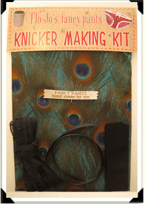Flo Jo knicker making kit