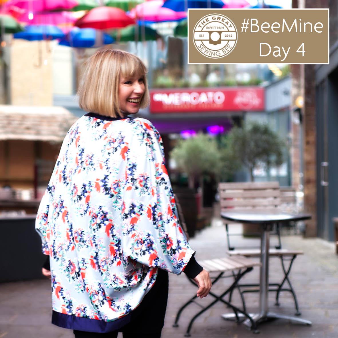 Day 4 #BeeMine- My 30 day blog challenge