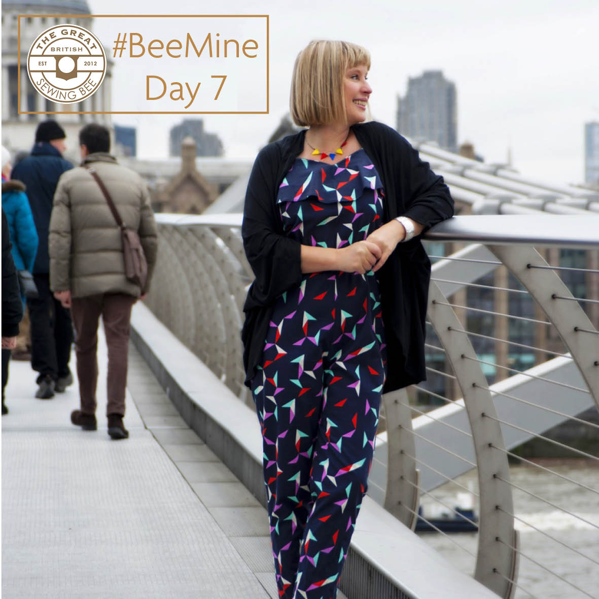 Day 7 #BeeMine- My 30 day blog challenge- Fashion With Fabric