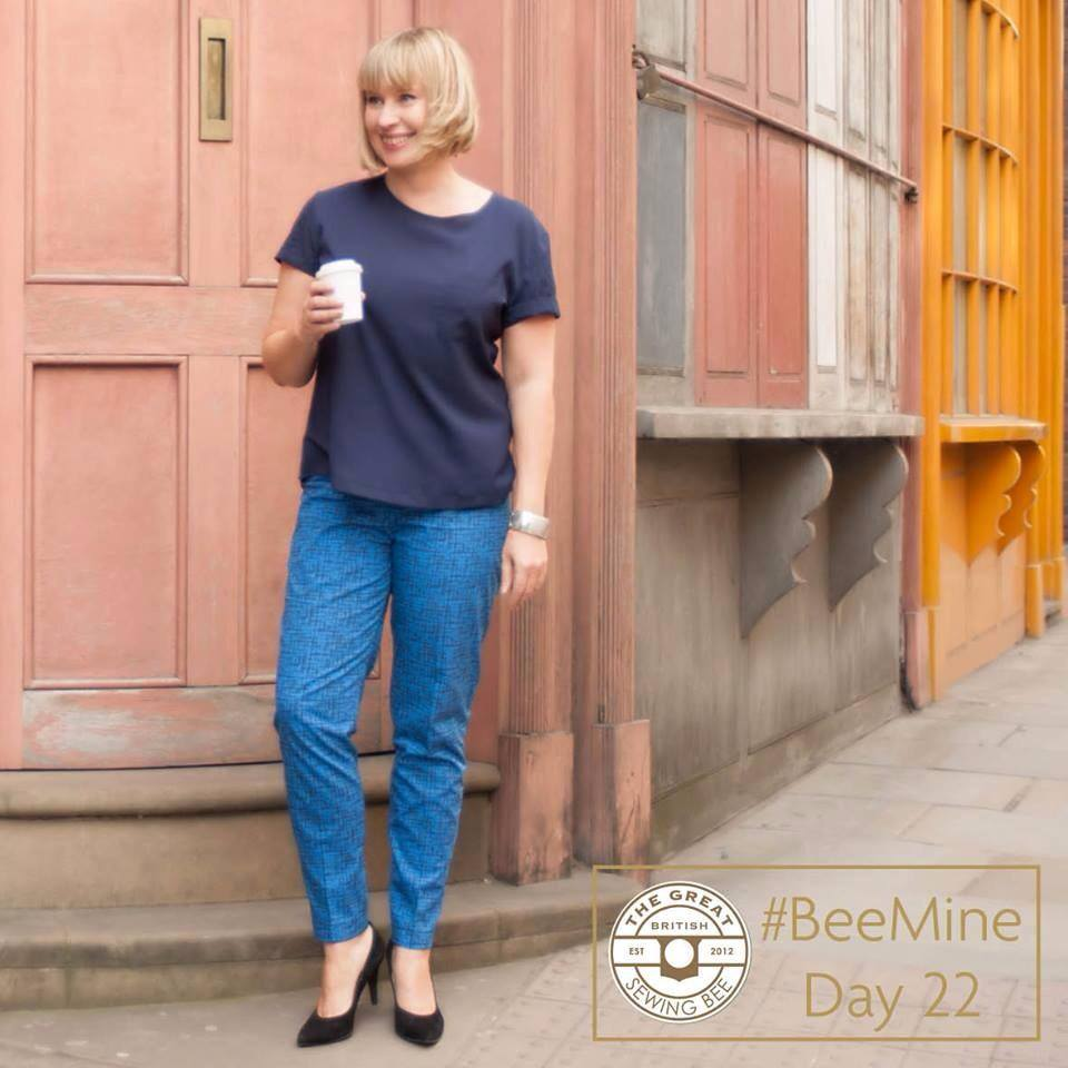 Day 22 #BeeMine- My 30 day blog challenge- Fashion With Fabric