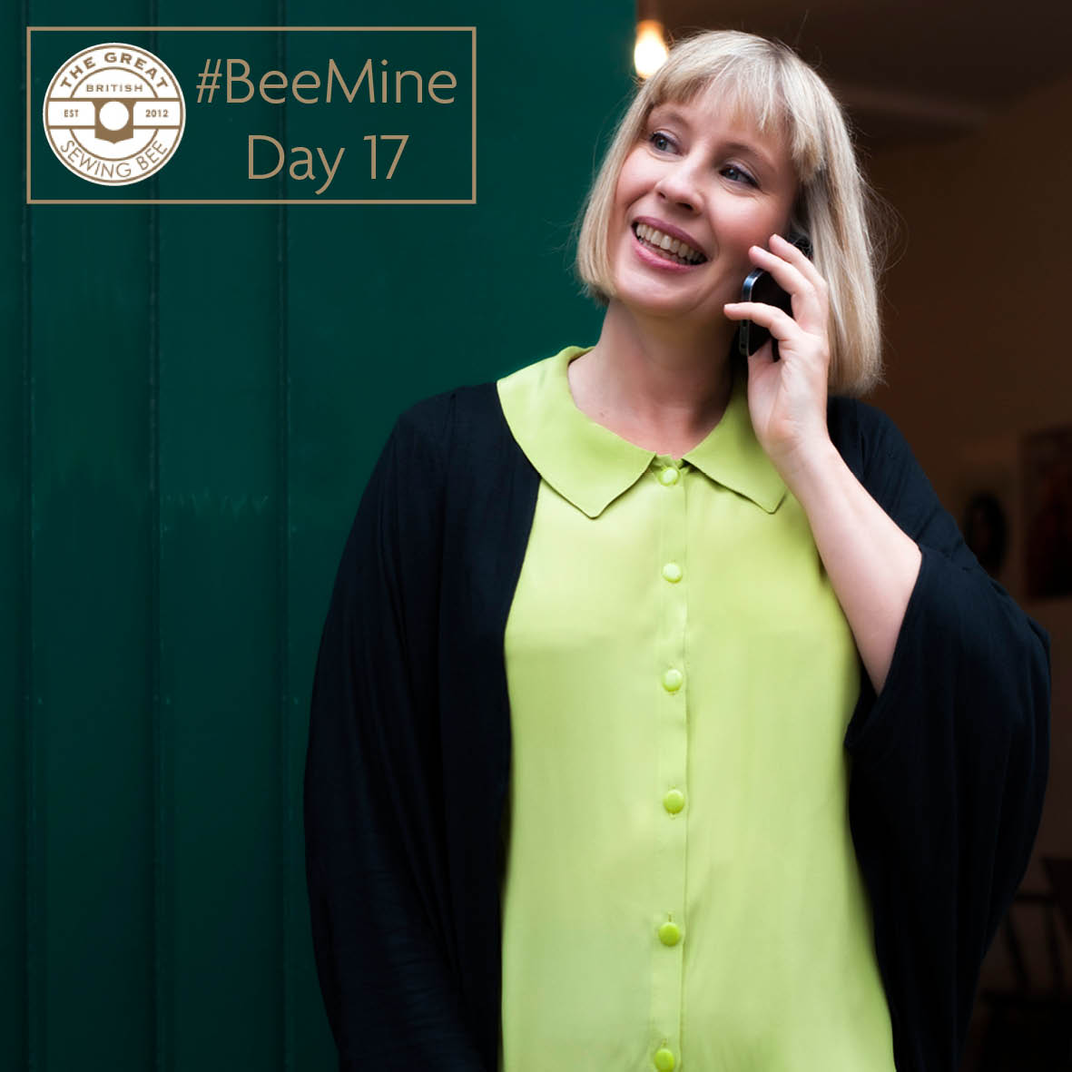 Day 17 #BeeMine- My 30 day blog challenge- Fashion With Fabric