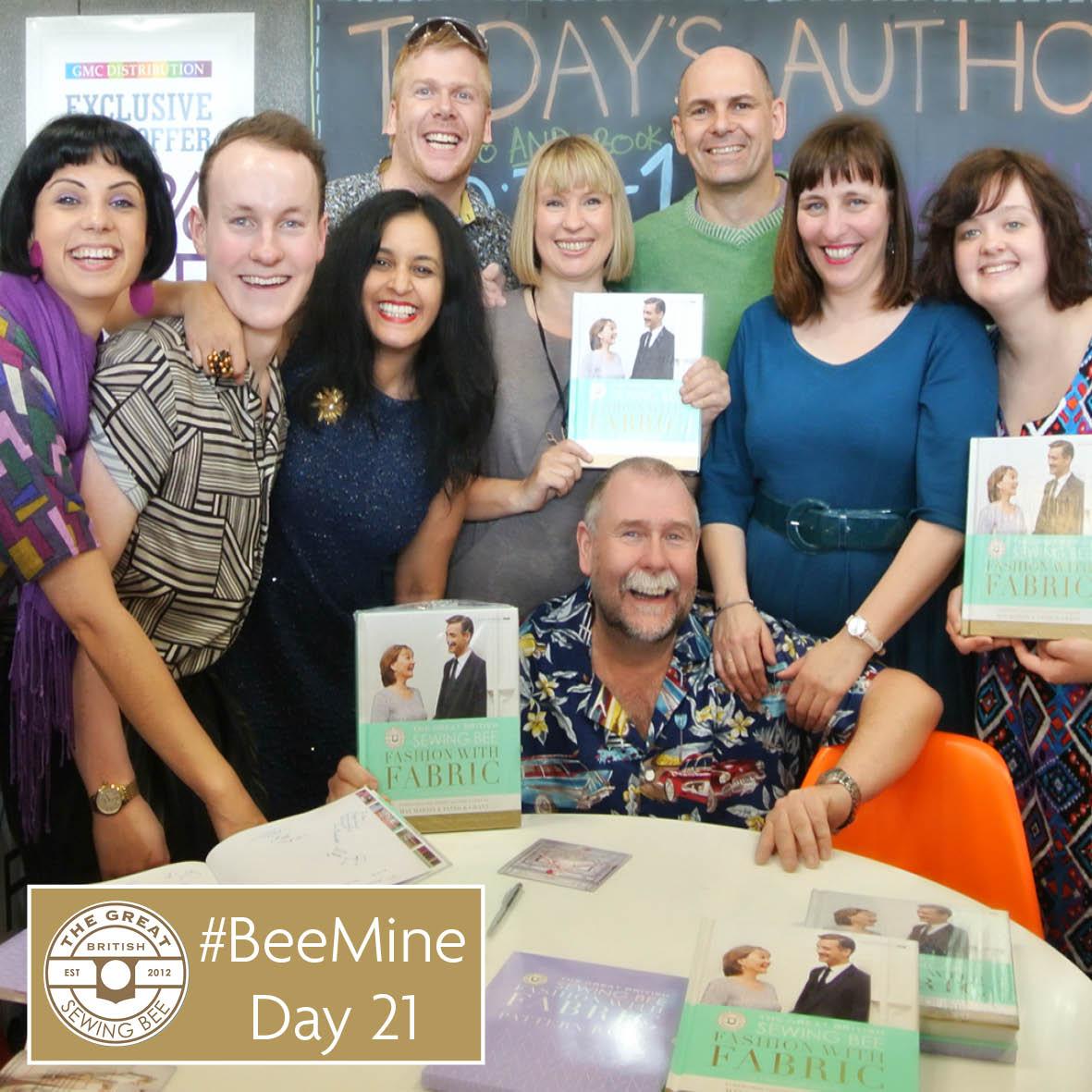 Day 21 #BeeMine- My 30 day blog challenge- Fashion With Fabric