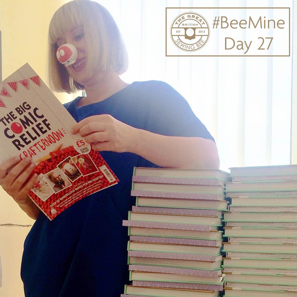 Day 27 #BeeMine- My 30 day blog challenge- Fashion With Fabric