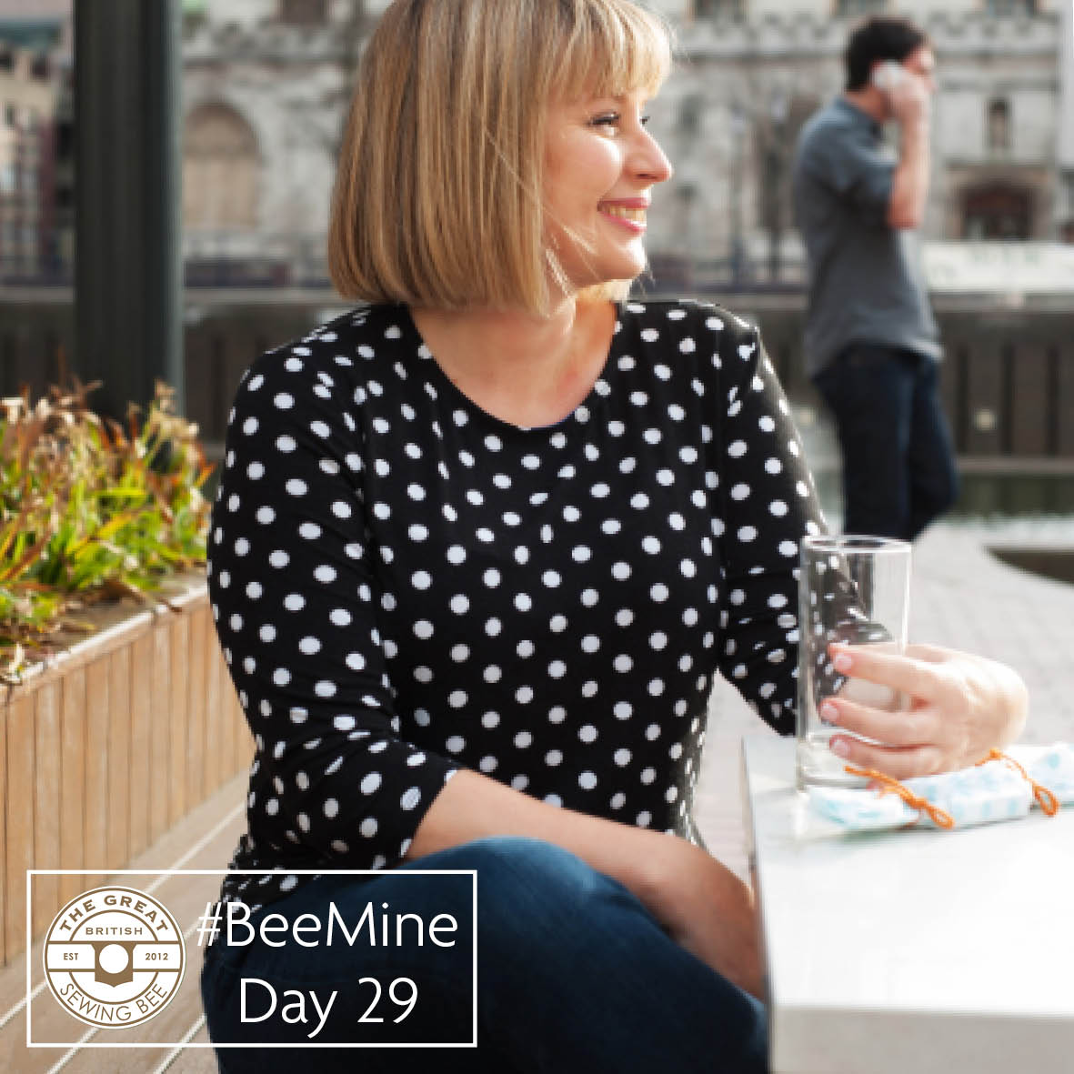 Day 29 #BeeMine- My 30 day blog challenge- Fashion With Fabric
