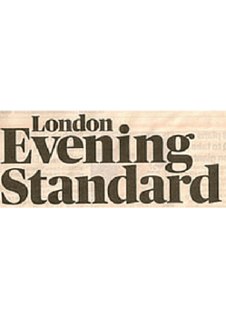 London Evening Standard Feature article on The Thrifty Stitcher