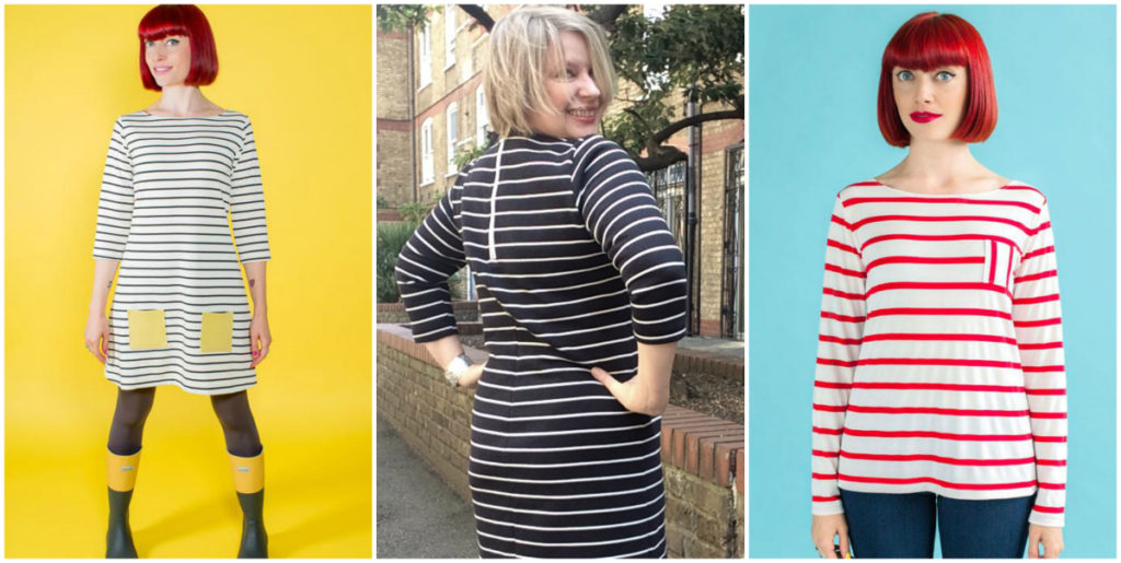 Sew the Ultimate Jersey dress