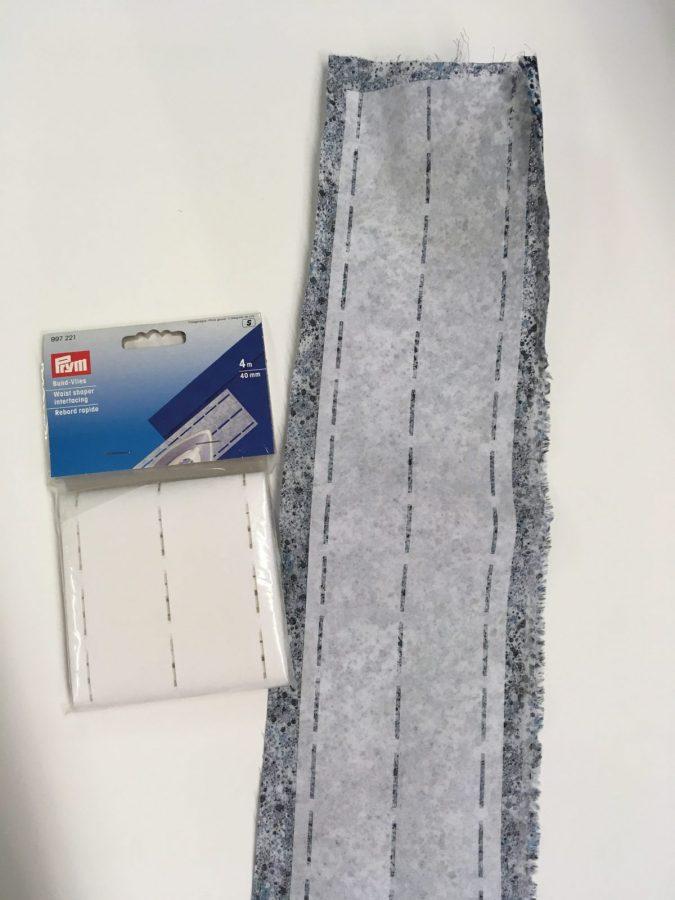 waistband step 1