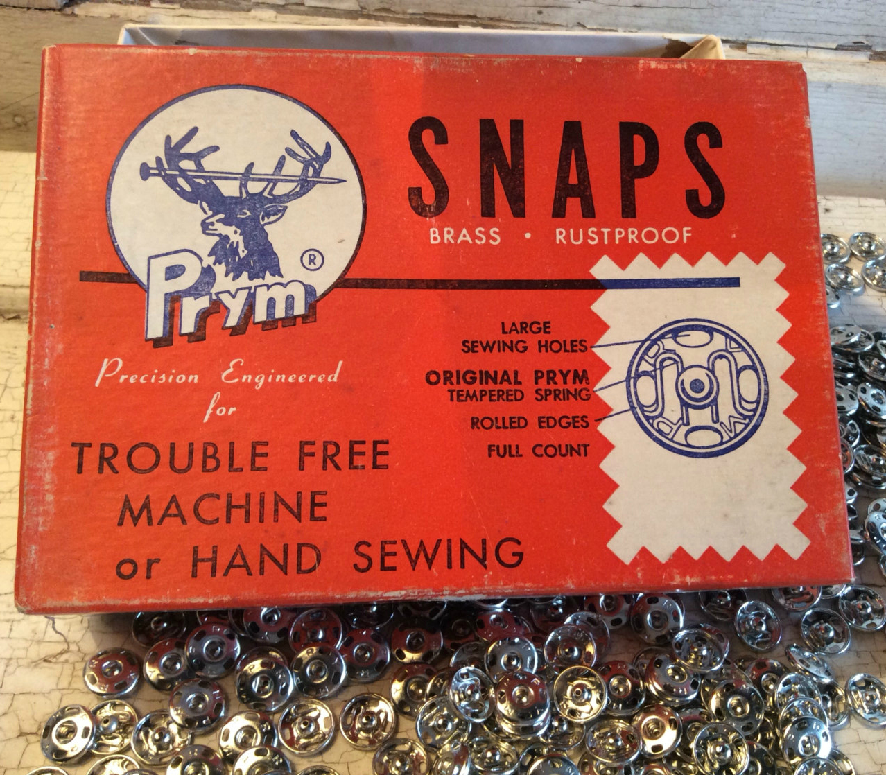 Vintage no sew packaging 3