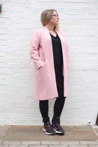 Sew your own Dawson coatigan- an intro to coat making @ Sewisfaction