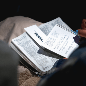 Enhanced Bible Study With The S.O.A.P. Method