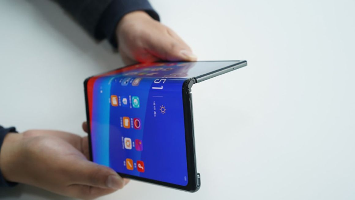 Oppo Foldable: Foldable Phones 2019