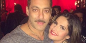Salman Khan is marrying me: Zarine Khan
