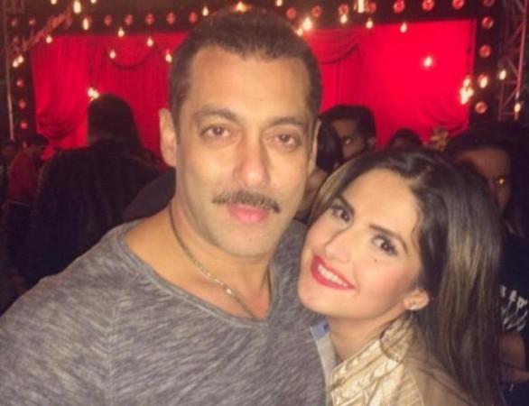 Salman Khan is marrying me: Zarine Khan