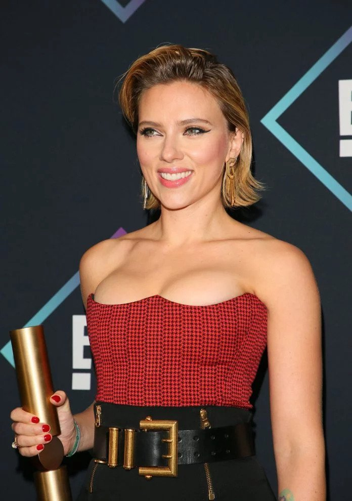 Scarlett Johansson Shines The Forbes List Of Highest-Paid Actress In The World For The Second Consecutive Year