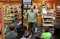 Story Time at Borders Valencia