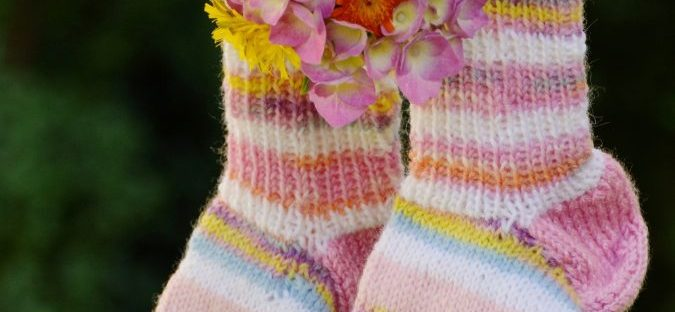 , A Tiny Tidy Tip! ~ Socks., The Tidy Lady, The Tidy Lady