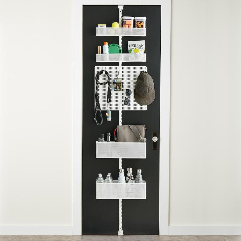 vertical storage, A Tiny Tidy Tip! ~ Go Vertical!, The Tidy Lady