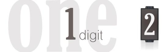 one-digit-button