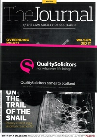 The Journal - QualitySolicitors Edition