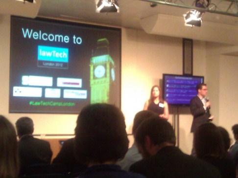 LawTech Camp London 2012