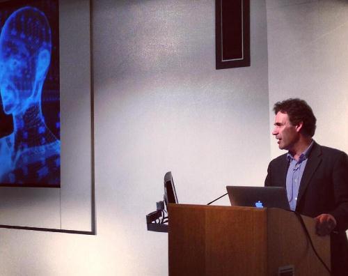 Reinvent Law London 2013 - Richard Susskind - AI & Law