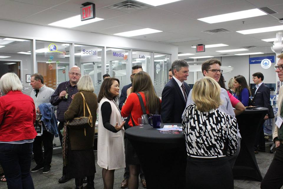 Legal Innovators network at the Legal Innovation Zone