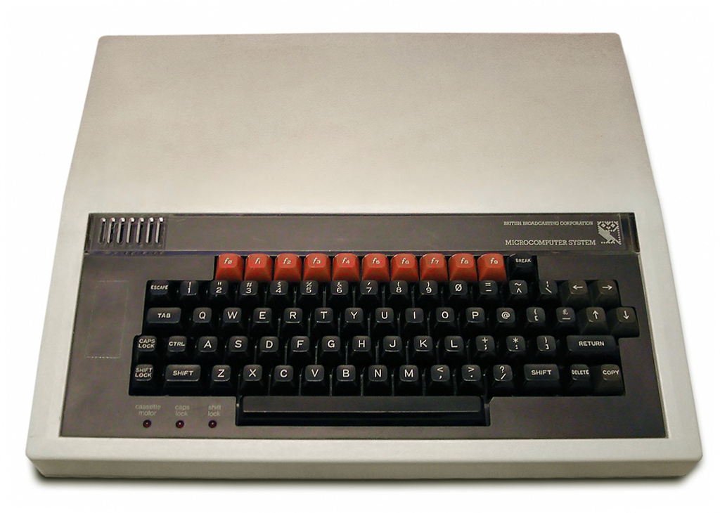 BBC Micro Computer - Lawyers and Coding