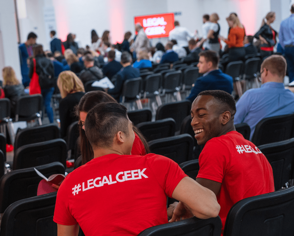 Legal Geek 2018 - Where Reality overtook Hype