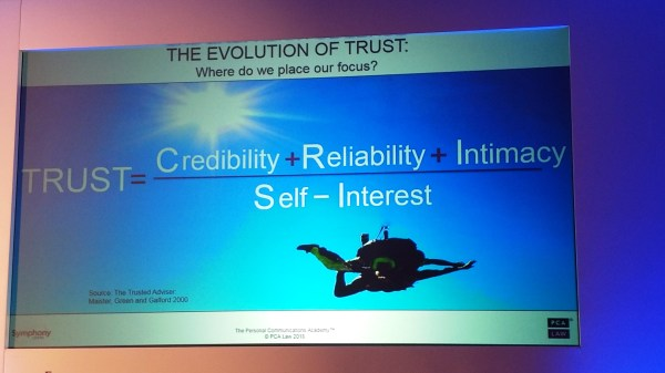 Source Conference 2018 - TRUST