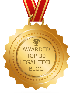 Legal Tech Top 30 Blog to Follow