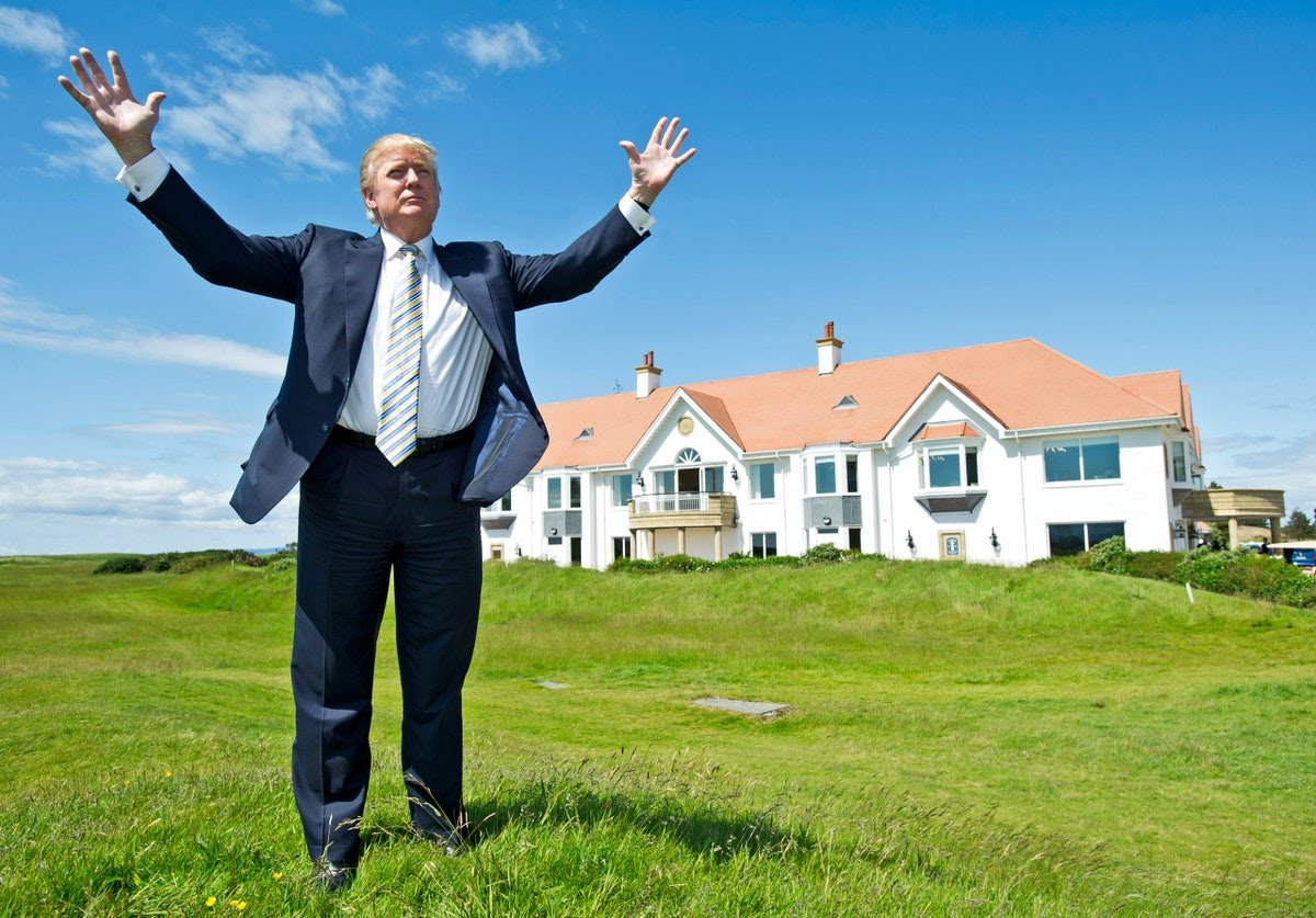Donald Trump and Clubhouse