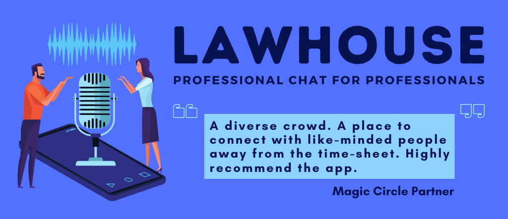 LawHouse – The Social Media Audio App Just for Lawyers