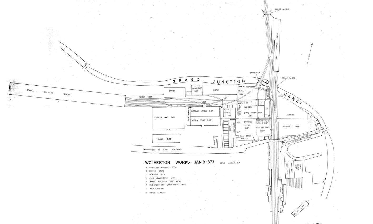 Wolverton Site Plan Thetimechamber