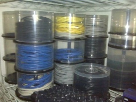 CD spindles