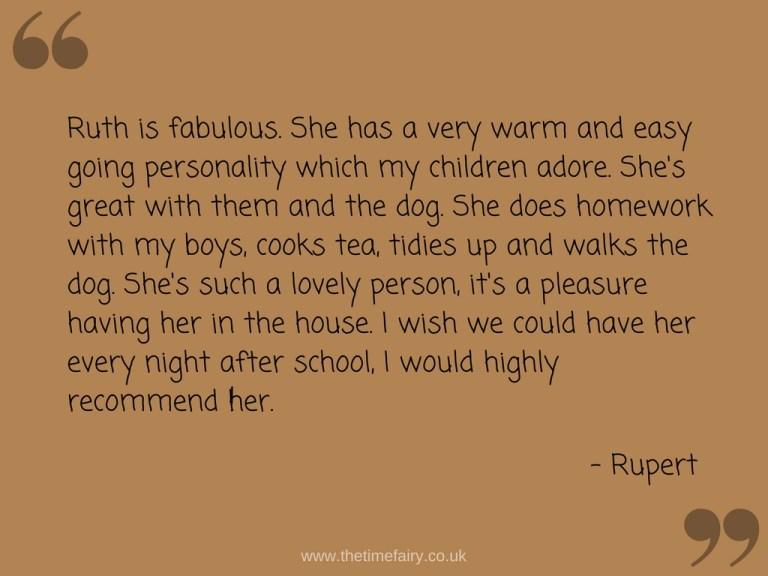Testimonial 26 Rupert