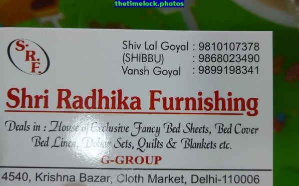 Radhika Furnishing
