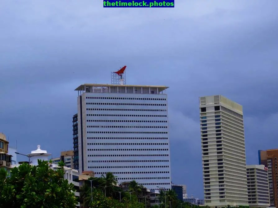 air india building